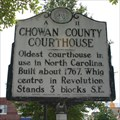 Image for Chowan County Courthouse, Marker A-11