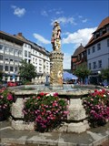 Image for Zinsfelderbrunnen - 95326 Kulmbach/Germany/BY