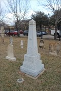 Image for LT Henry Cook -- Baccus Cemetery, Plano TX