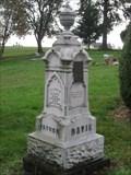 Image for Allen J. & Cynthia Brown Davie - Aumsville Cemetery - Aumsville, Oregon