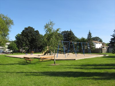 Carroll Park - Winnepeg, Manitoba - Municipal Parks and