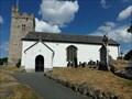 Image for St. Trillo's church - Llandrillo yn Rhos - Wales, Great Britain.