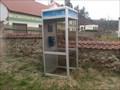 Image for Payphone / Telefonni automat - Dobronice u Bechyne, Czech Republic