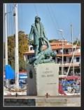 Image for Monumento ai caduti del mare (Monument to the victims of the sea) - Castiglione della Pescaia, Italy