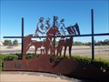 Image for Light Horse Artwork - Capella, QLD
