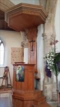 Image for Pulpit - St Peter & St Paul - Great Casterton, Rutland