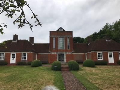 Sandham Memorial Chapel, Front, Newbury, UK