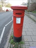Image for Victorian Post Box - Jesus Lane, Cambridge, UK