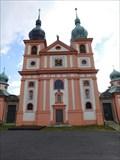 Image for Kostel Nanebevzetí Panny Marie a svaté Márí Magdaleny