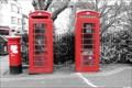Image for Red Telephone Boxes - Pelham Square, Brighton, UK