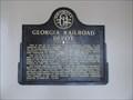 Image for Georgia Railroad Depot – GHM 060-171 – Fulton Co., GA