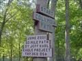 Image for Columbia Park Path, .5 mile hike BErkeley Heights, NJ