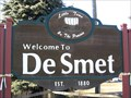 Image for Welcome to DeSmet, South Dakota