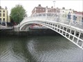 Image for Liffey Bridge (Ha'Penny Bridge) - Dublin, Ireland