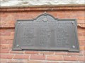 Image for World War I Memorial - Meaford, ON
