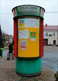 Image for Advertising Column of Culture Centre - Karczew, Poland