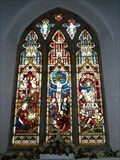 Image for Stained Glass Windows,  All Saints' - Shelfanger, Norfolk