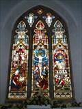 Image for Stained Glass Windows,  All Saints' - Shelfanger, Norfolk