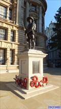 Image for The Gurkha Soldier Memorial - Horse Guards Avenue, London, UK