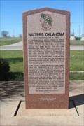 Image for Walters, Oklahoma