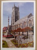Image for Cromer Church & War Memorial - Norfolk, Great Britain.