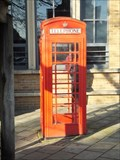 Image for Red Telephone Box - High Street, Windsor, UK