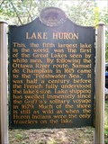 Image for Lake Huron