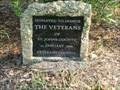 Image for St. John's County Arboretum Veteran's Memorial- St. Augustine, Florida