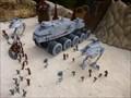Image for Kashyyyk & Mustafar - Star Wars - Legoland Florida. USA.