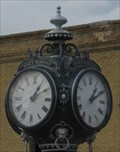 Image for Town Clock - Fort Gibson, Oklahoma