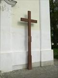 Image for Misijní kríž u kostela sv. Martina - Horní Bory, okres Ždár nad Sázavou, CZ