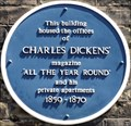 Image for Charles Dickens - Wellington Street, London, UK