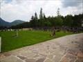 Image for Friedhof Oberleutascher Kirche - Leutasch, Tirol, Austria