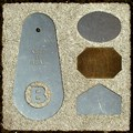 Image for Findings Pavement Trail Birmingham - Letter B
