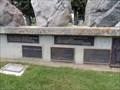 Image for John 1:1 and Luke 23:42 - Fairview Cemetery - Lacombe, Alberta Canada