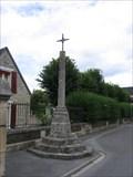 Image for Croix devant L'église Ste-Maure et Ste-Brigide - Nogent-sur-Oise, France