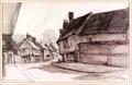 "Image for ""A View of a Street in Saffron Walden"" by Frank Lewis Emanuel – 32 High St, Saffron Walden Essex, UK"