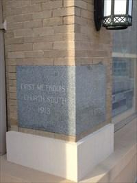 1913 cornerstone