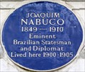 Image for Joaquim Nabuco - Cornwall Gardens, London, UK