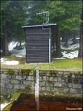 Image for Limnigraphic station Uhlirská (Jizera Mts., North Bohemia)