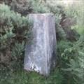 Image for O.S. Triangulation Pillar - Cairnconon Hill, Angus.