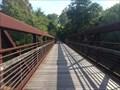 Image for Fourmile Creek Truss Superstructure Bridge