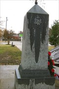 Image for World War I - McNairy Veterans Memorial - Selmer, TN