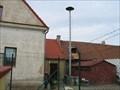 Image for Venkovní varovná siréna, Hostoun u Prahy, CZ