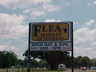 Louisiana flea market prairieville