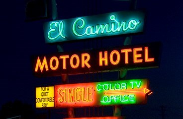 El Camino Motor Hotel - Neon