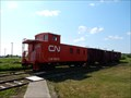 Image for CN Caboose 78812 - Hudson Bay, Saskatchewan, Canada