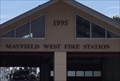 Image for 1995 - Mayfield West Fire Station, NSW, Australia