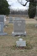 Image for Richard A. Pauly -- Valera Cemetery, Valera TX