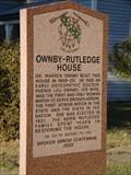 Image for Ownby-Rutledge House - Broken Arrow, OK